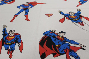 COUPON DESSIN ANIMÉ COMICS SUPERMAN