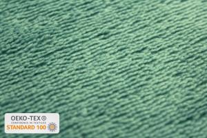TISSU ÉPONGE BAMBOU 305 GRAMMES VERT ARGILE