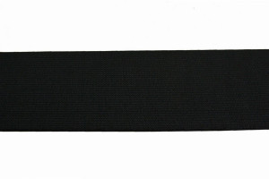 copy of ÉLASTIQUE PLAT ÉLAMAILLE 7 MM NOIR