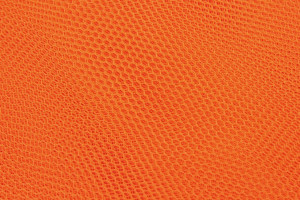 TULLE UNI ORANGE