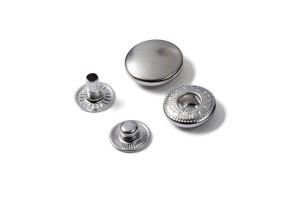 KIT RECHARGE 10 BOUTONS PRESSION ANORAK 15 MM