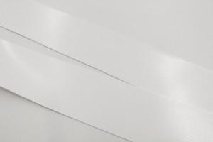 BANDE DE RENFORT BÂCHE PVC BLANC 5 CM
