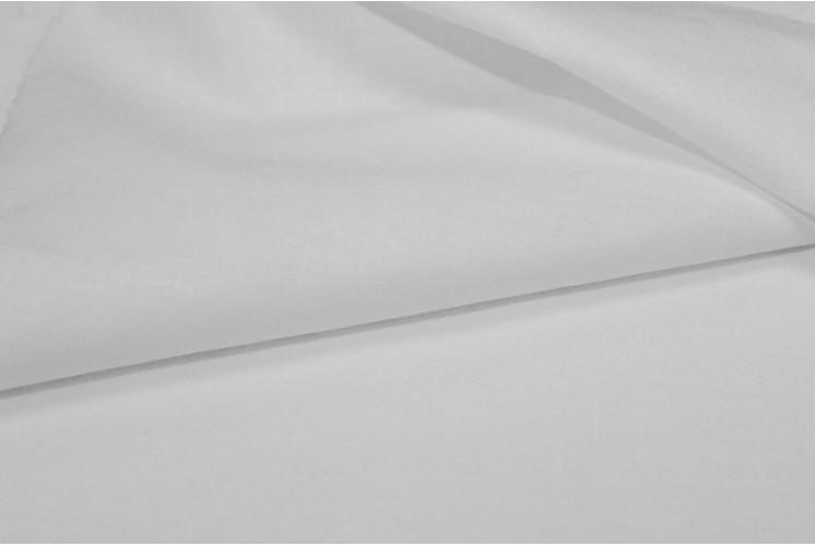 tissu coton uni blanc tissus plus. Black Bedroom Furniture Sets. Home Design Ideas