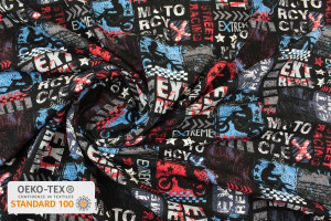 copy of TISSU JERSEY CAMPING ANIMAUX