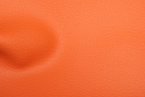 SIMILI CUIR ORANGE