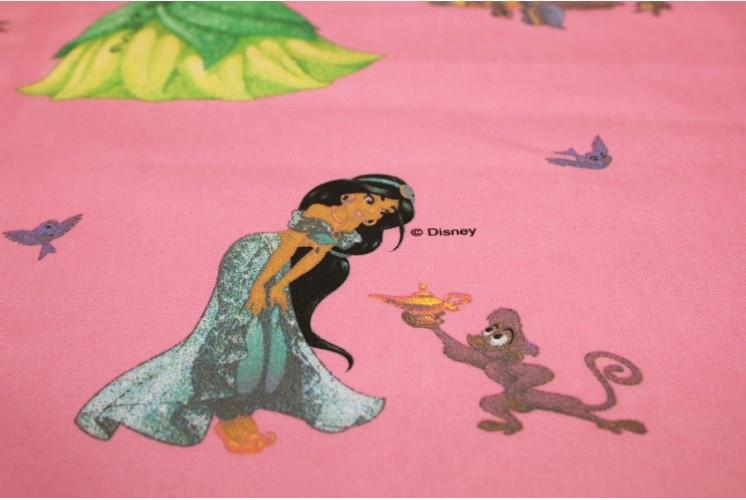Tissu dessin anim disney princesses blanche neige jasmine cendrillon tissus plus - Dessin anime cendrillon disney ...