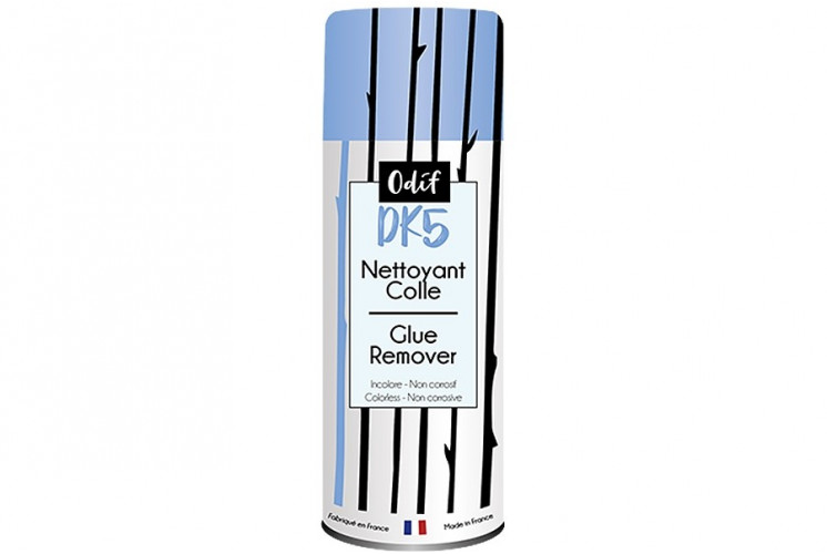 NETTOYANT COLLE - SPRAY 125 ML