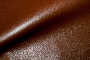 SIMILI CUIR SOUPLE MARRON