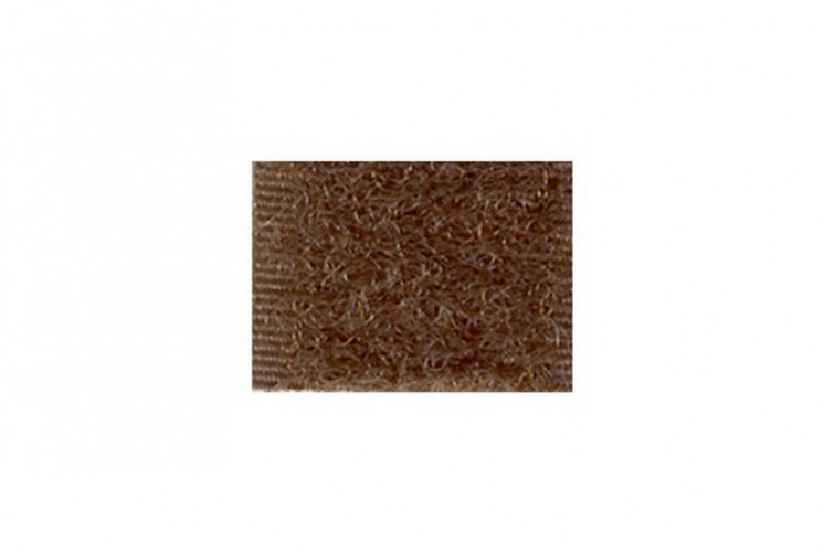 FERMETURE ACCROCHANTE 20 MM MARRON