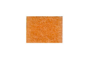 FERMETURE ACCROCHANTE 20 MM ORANGE