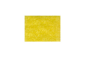 FERMETURE ACCROCHANTE 20 MM JAUNE