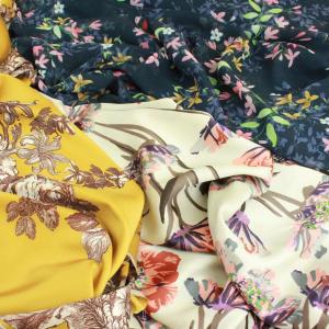 Nos nouveautés MODE IMPRIMÉE 🤩 👗👚 Légères mousselines, doux jerseys, satins soyeux et bien d'autres ! 🎀 ⭐ On adore !  🎉 Nombreux choix de coloris & de matières sont au rendez-vous  👉🏻 www.tissusplus.com 🖱️  #tissumode #vestimentaire #habits #coutureaddict #isew #jecoudsmagarderobe #robe #mousseline #jersey #satin #satindress #instacouture #tissusaddict #mode #fashion #vetement #coudresesvetements #magasindetissus #coudresablouse #top