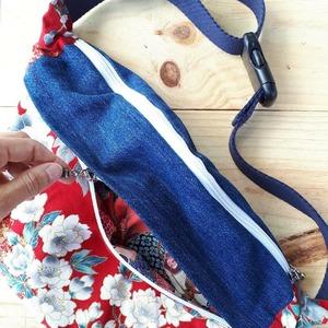 Offrez une 2ème jeunesse aux jeans qui ne vous plaisent plus !  @cotoune nous présente de merveilleuses idées de UPCYCLING🌍 comme avec sa jolie banane,  personnalisation de poches avec du wax, broderies, etc ... 👍 Bravo à elle !! 😊😍