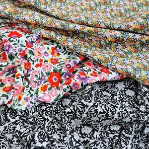 Douces popelines pour vos jolies futures cousettes 🧵🎀✂️  #jeportecequejecouds #popeline #coton #tissudoux #coutureaddict #couturefacile #machineacoudre #creatif #diycouture #instacouture #jecoudsdoncjesuis