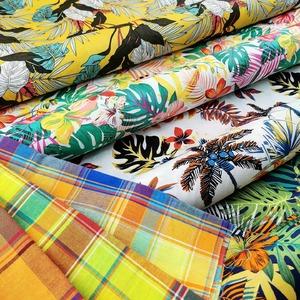 👗👒 [M o d e  i m p r i m é e] 👕👖  Tous nos tissus aux couleurs estivales sont sur www.tissusplus.com ! ☀️  Sans oublier nos jolis tissus  double gaze, broderies anglaises, jerseys, mousselines et viscoses 😍🌹🤗  #mode #jeportecequejecouds #tissumode #vetement #passiontissu #machineacoudre #sewing #popeline #vahiné #madras #tissutropical #fleursdethiare #tissuestival #tissuaddict