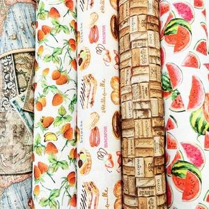 Nos nouveaux tissus pour la confection de vos nappes, accessoires, rideaux 💞  Retrouvez notre rublique : 🔸Nouveautés sur la 1ère page de www.tissusplus.com !  🔸 Nouveautés toutes les semaines !