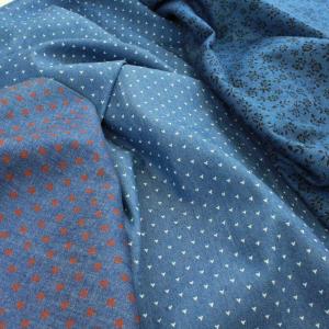 Avez-vous déjà cousu vos propres JEANS ou veste en JEAN ??  Montrez-nous vos réalisations!  🤗🧵✂️🤗  #jeans #tissujean #tissusaddict #instafashion #instacouture #coudresonjean #jeanmotifs #mode #tissuhabillement #tissumode #coton #bleujean