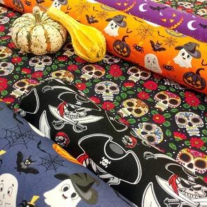 Les tissus pour vos accessoires et décoration HALLOWEEN 🎃 👉 c'est tout de suite sur www.tissusplus.com & dans votre magasin préféré !  . 🎉👻💀🌟🎊 . #halloween  #tissuhalloween  #fete  #fantômes  #tissuenfant  #jecoudspourlesfetes  #pirates  #citrouilles  #chauve-souris  #cranemexicain  #tetedemort  #calavera  #faismoipeur  #halloweenparty  #fetedalloween  #decorationhalloween  #31octobre