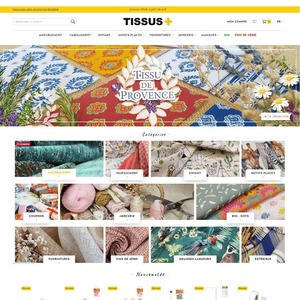 """📱💻 Notre NOUVEAU SITE est EN LIGNE ! 🎉✨ . Plus intuitif, plus clair, notre site s'est refait une beauté 💄💋🌈 ! . Avec toujours plus de nouveautés et de mercerie pour vos créations ! 😍 . 👉 www.tissusplus.com . . ✌Retrouvez dans la catégorie """"Masques"""" notre tuto pour réaliser chez vous votre masque barrière en tissu 😋 . . . #refonte  #refontesite  #tissu  #tissuaddict  #fabriclove  #couture  #coutureaddict  #ameublement  #habillement  #tapissier  #coutureenfant  #motifsplaces  #coupons  #fournitures  #mercerie  #masquetissu  #bio  #gots  #finsdeserie"""
