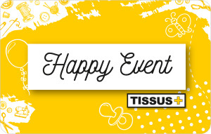 Happy event Gift card